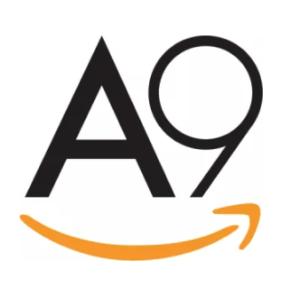 A9 logo amazon