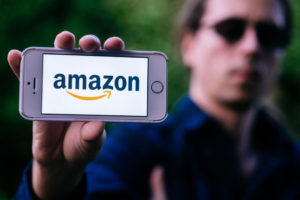 Amazon on mobile