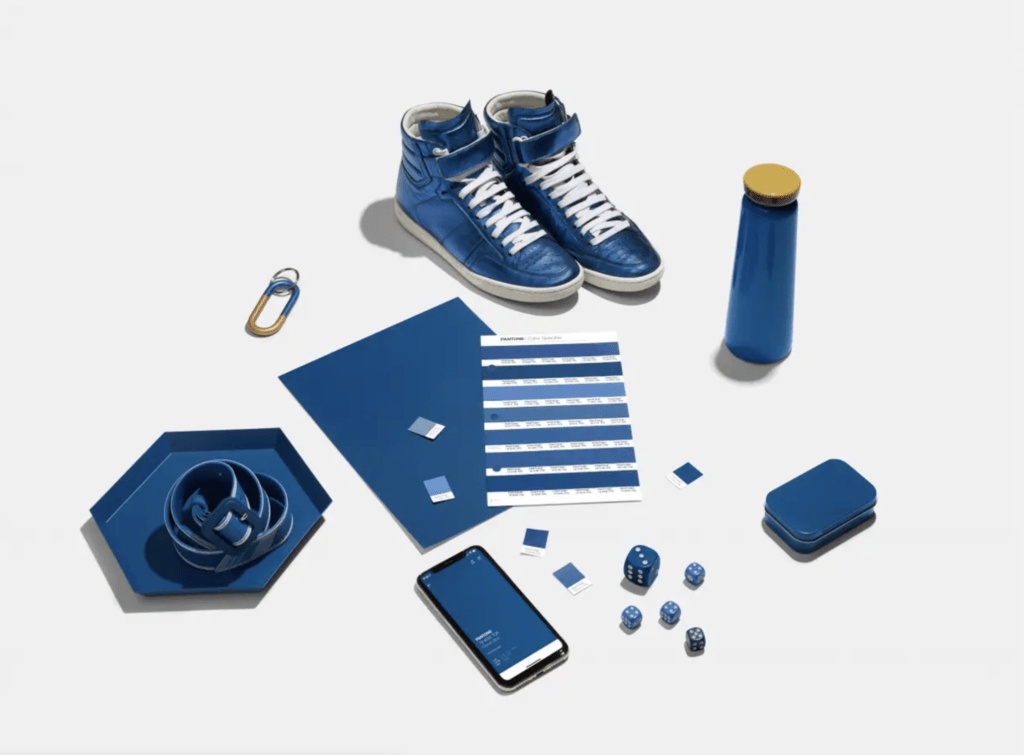 Classic Blue, Pantone's 2020 Colour of the Year (Pantone)