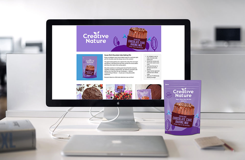 Creative Nature Amazon A+ content by marketplace amp - amazon a+ service